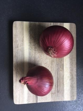 oignins rouges / pickles d'oignons rouges